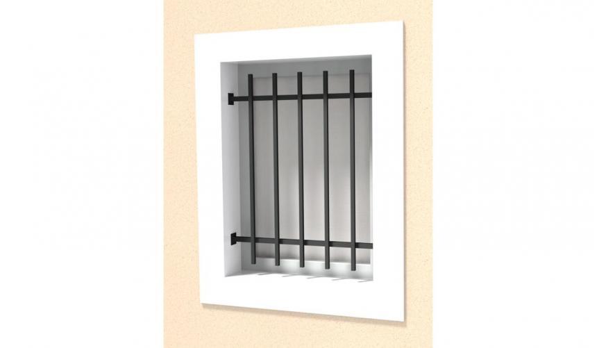 Défense Fenêtre modèle 1