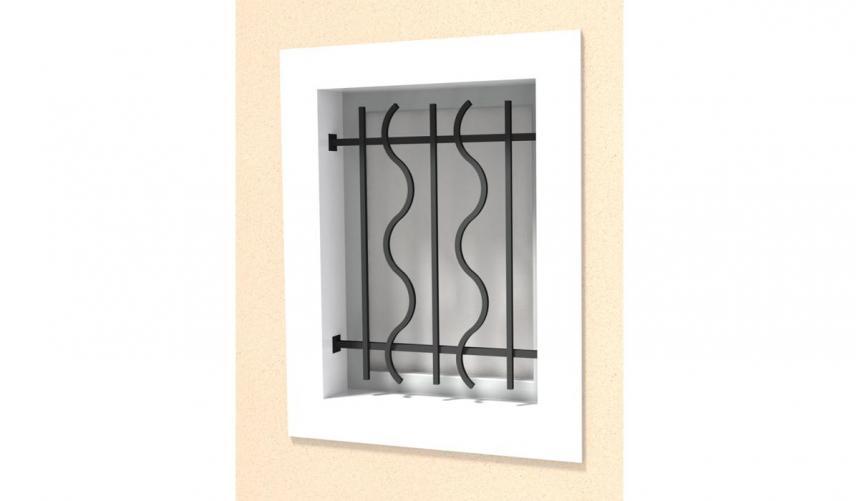 Défense Fenêtre modèle 11