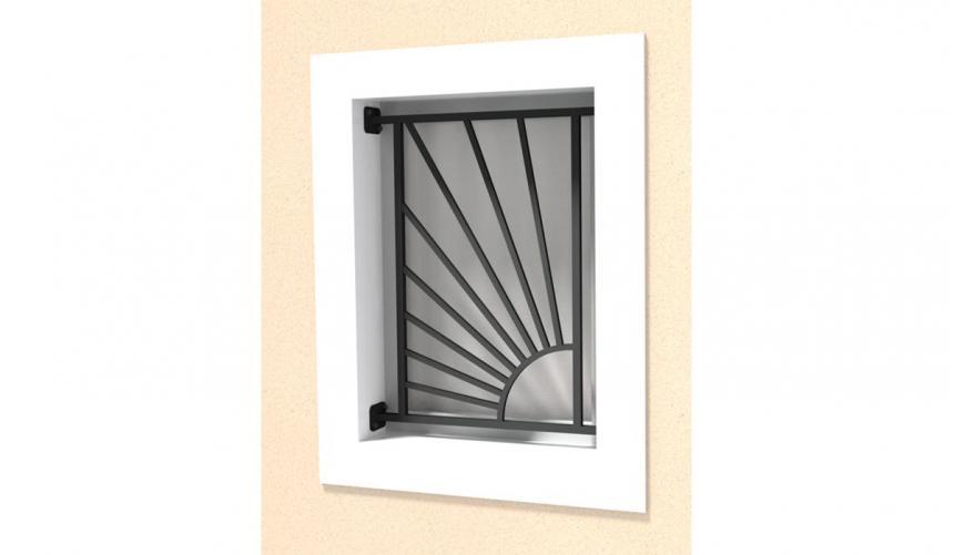 Défense Fenêtre modèle 13